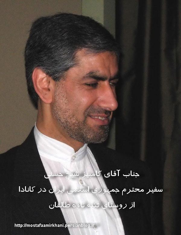 آقای کامبیز شیخ حسنی